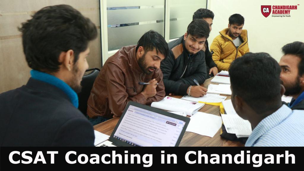 CSAT Coaching in Chandigarh