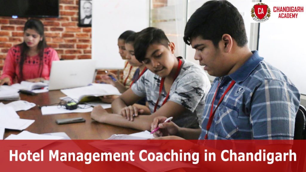 Hotel Management Coaching in Chandigarh