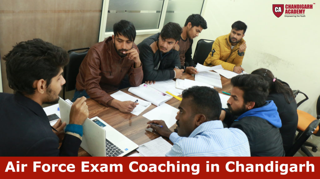 Air Force Exam Coaching in Chandigarh