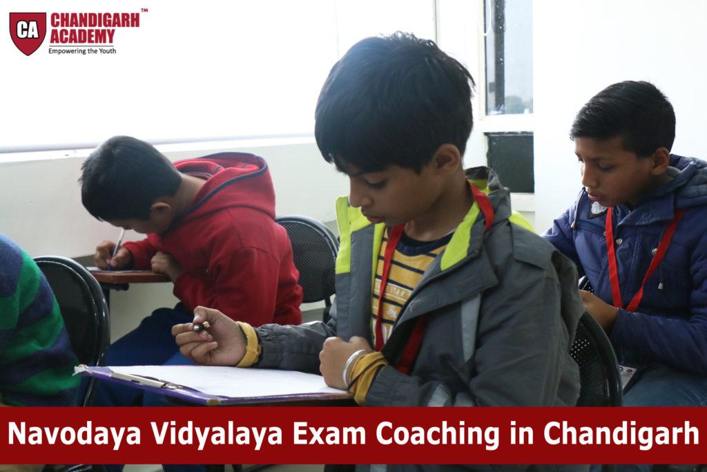 Navodaya Vidyalaya Exam Coaching in Chandigarh