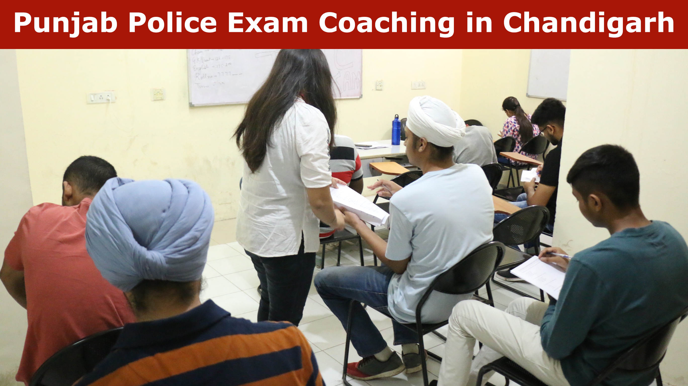 Punjab Police Exam Coaching in Chandigarh