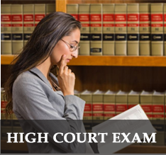 High Court Exam Coaching in Chandigarh, High Court Exam Chandigarh, Chandigarh High Court Exam