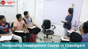 Personality Development Course in Chandigarh
