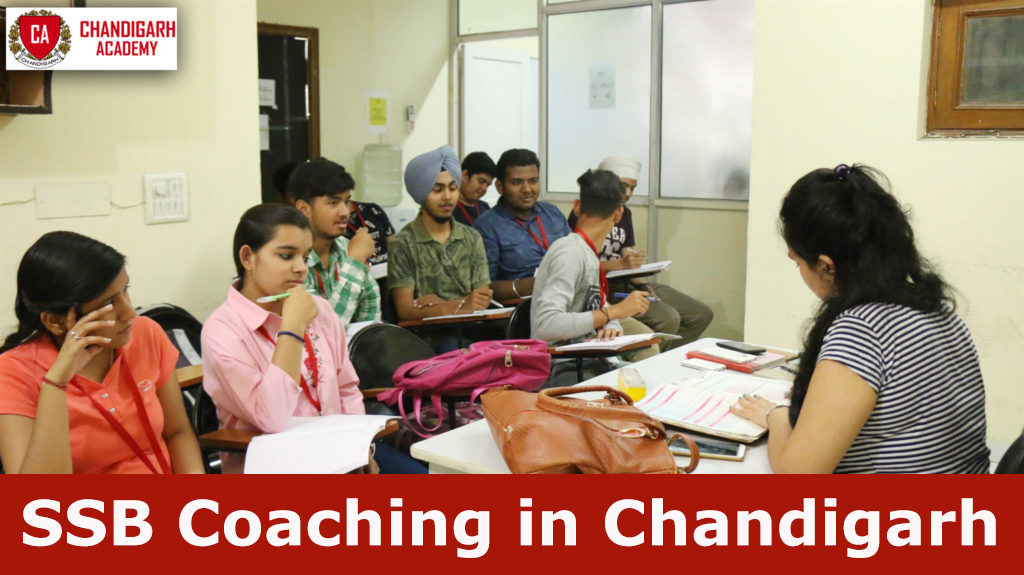 SSB Coaching in Chandigarh