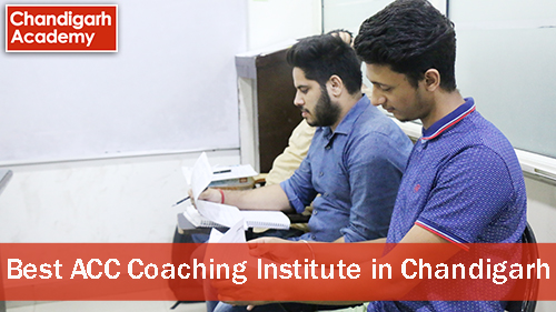 Best ACC Coaching institute in Chandigarh