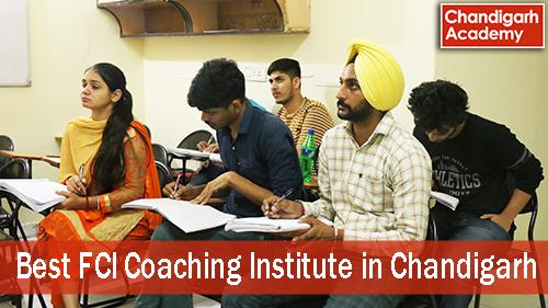 Best FCI Coaching Institute in Chandigarh