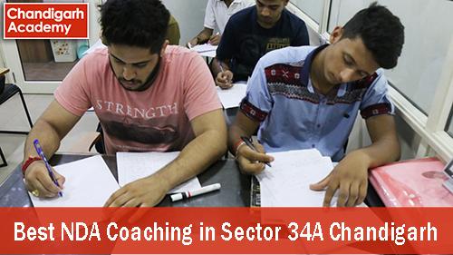 Best NDA Coaching in Sector 34A Chandgarh