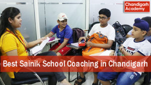 Best Sainik School Coaching in Chandigarh