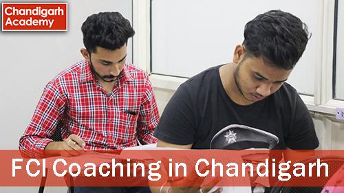 FCI Coaching in Chandigarh
