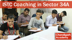 ISTC Coaching in Sector 34A