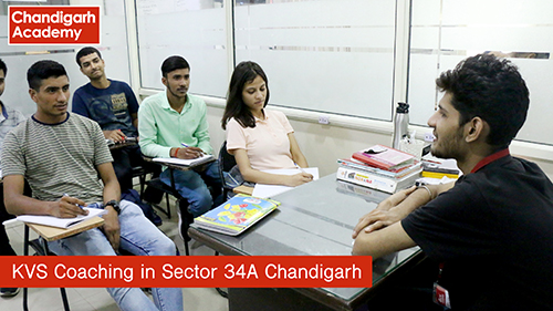 KVS coaching in Sector 34A Chandigarh