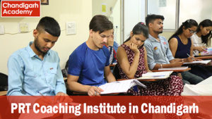 PRT coaching in chandigarh