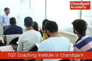 TGT coaching institute in chandigarh