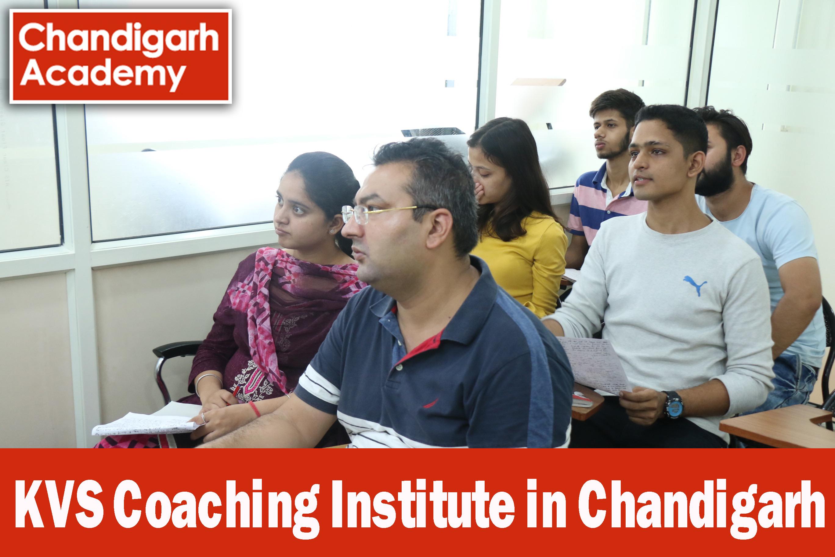 kvs coaching instutute in chandigarh