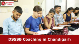 DSSSB Coaching in Chandigarh