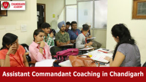 Assistant Commandant Coaching in Chandigarh
