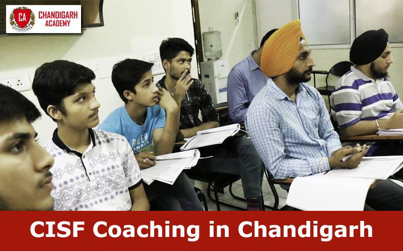 CISF Coaching in Chandigarh