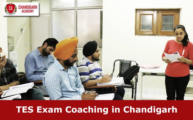 TES Exam Coaching in Chandigarh