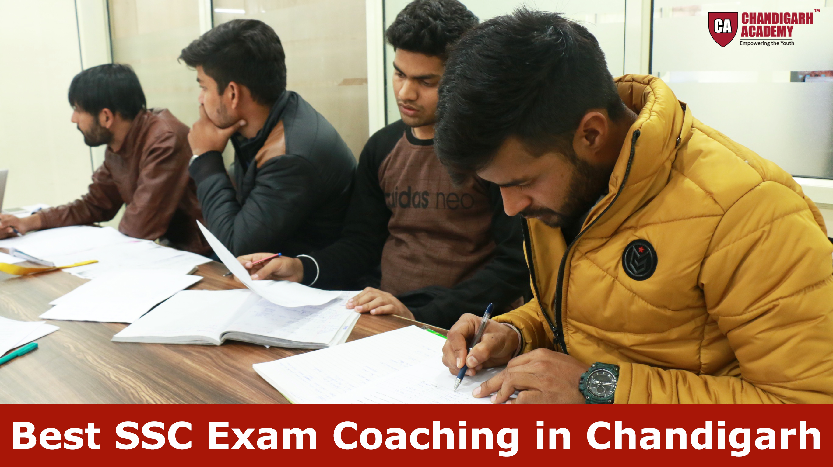 SSC Coaching Details