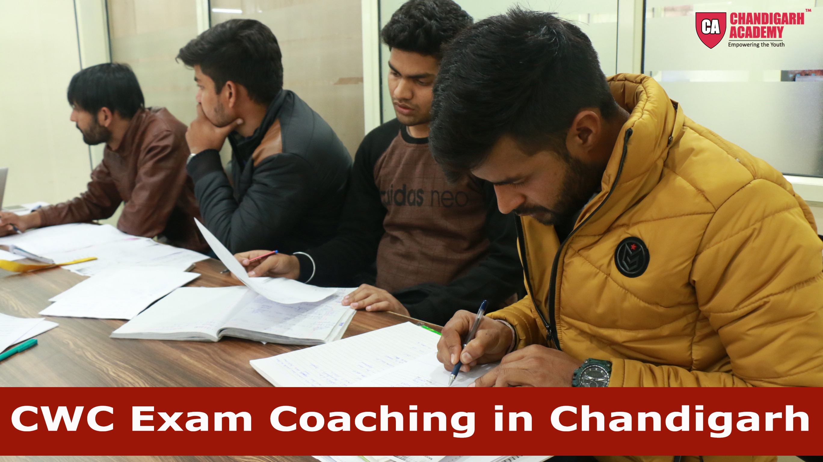 CWC Exam Coaching in Chandigarh