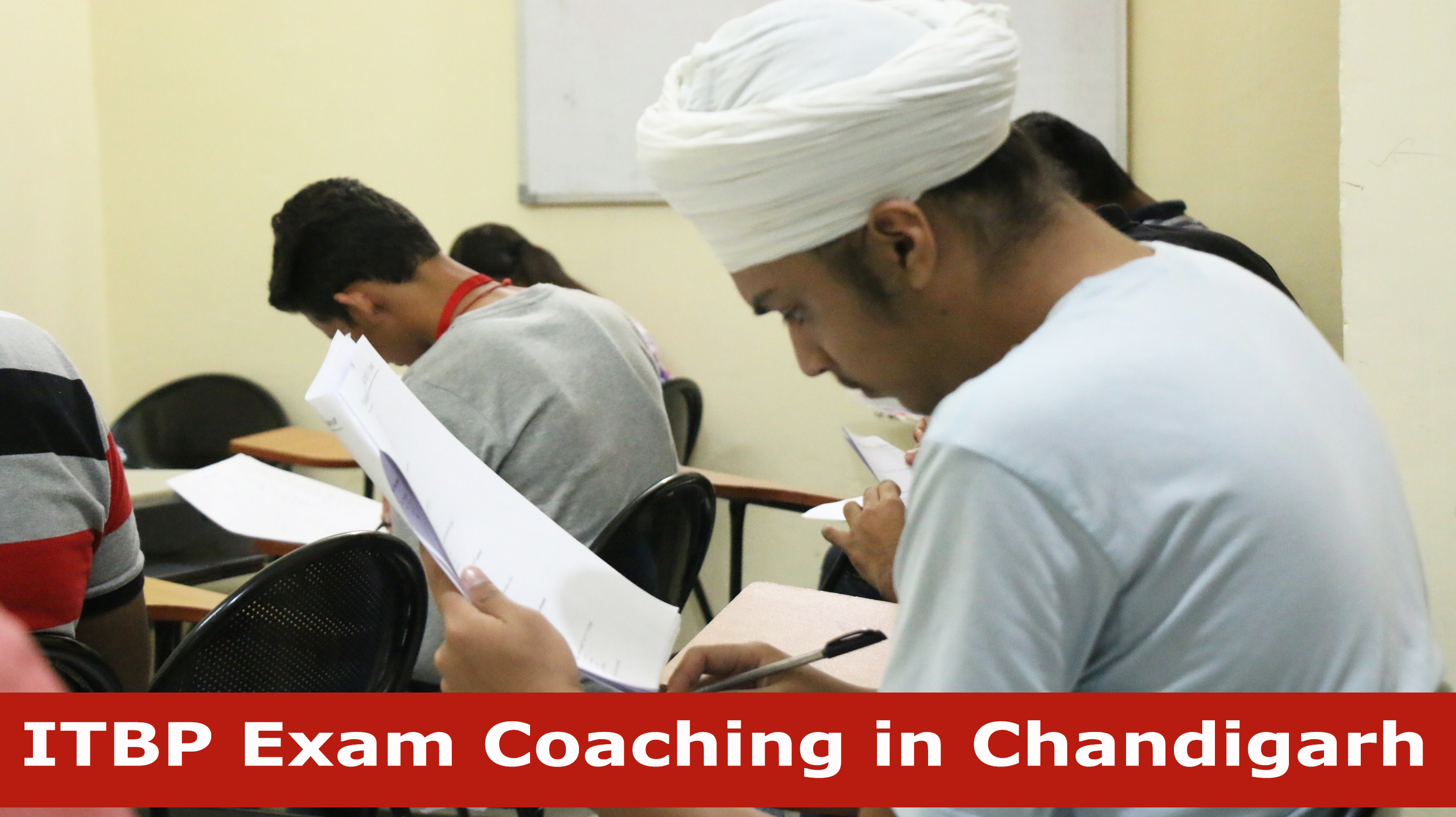 ITBP Exam Coaching in Chandigarh