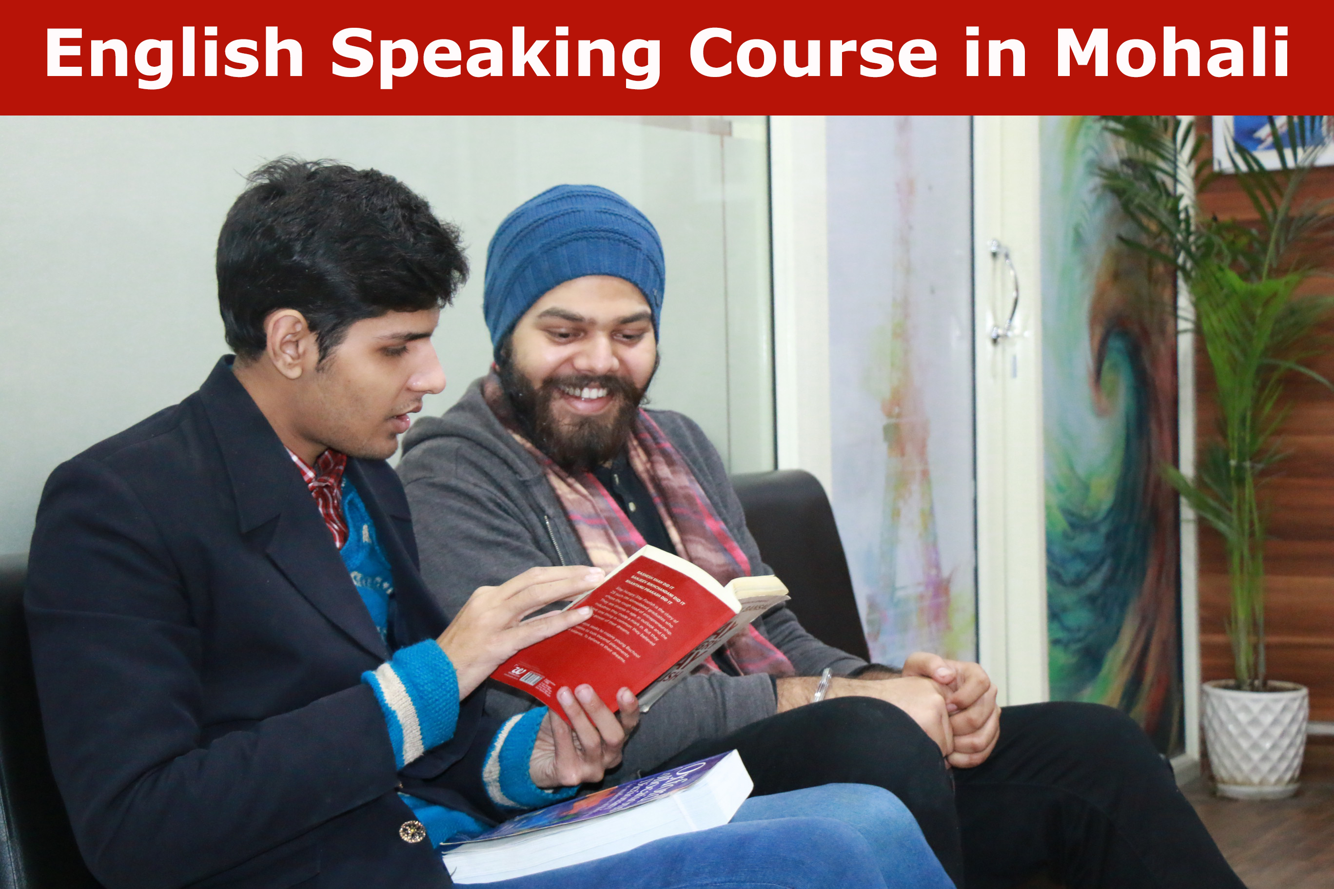 English Speaking Course in Mohali