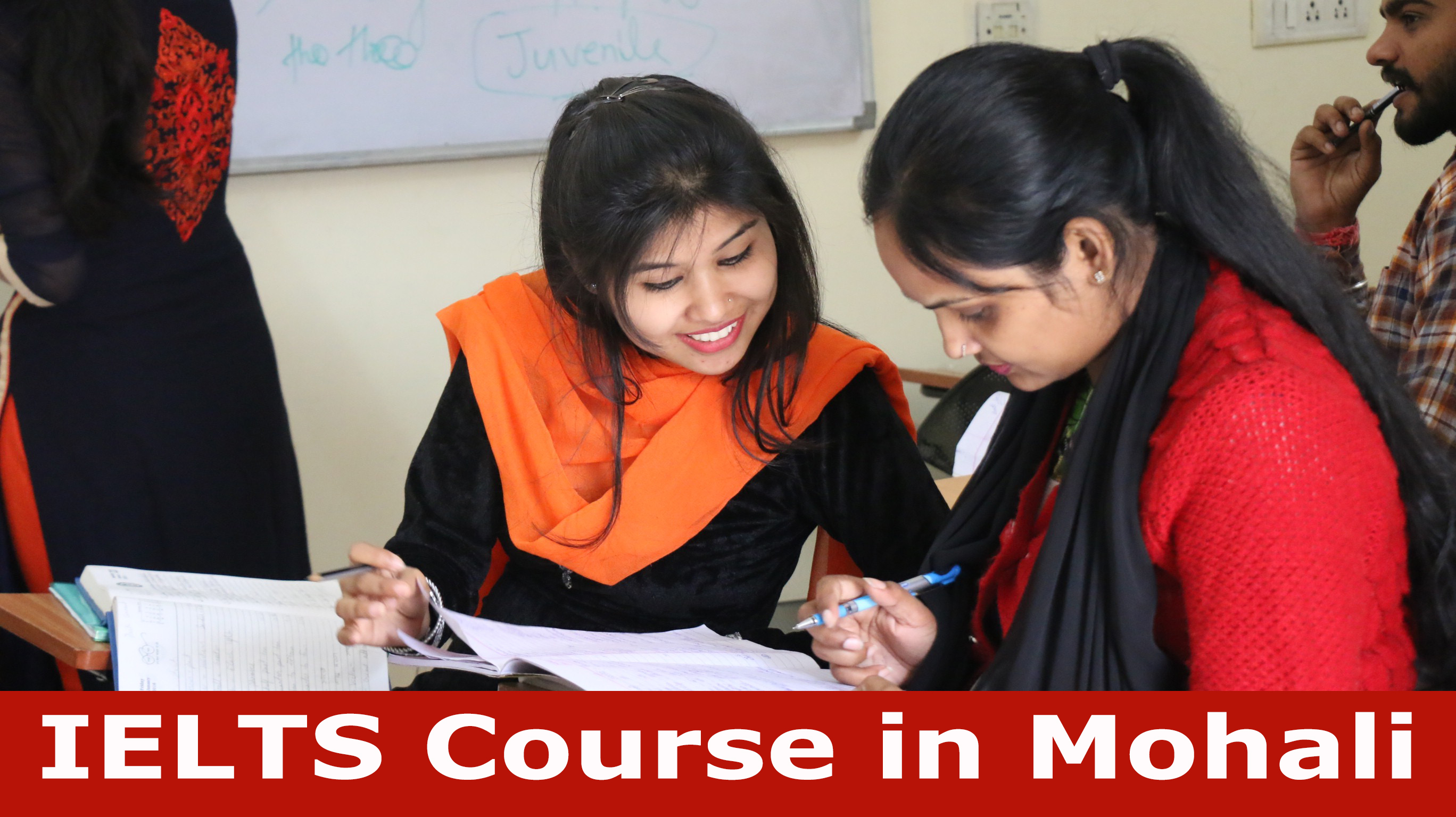 IELTS Course in Mohali