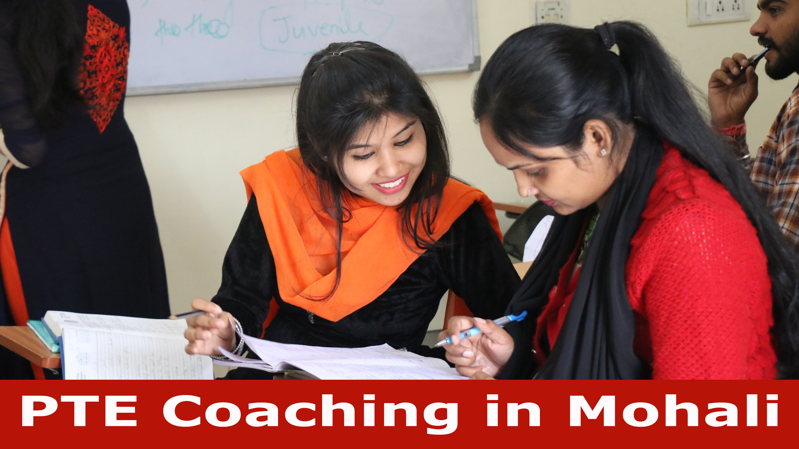 PTE Coaching in Mohali