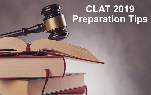 CLAT 2019 Preparation Tips