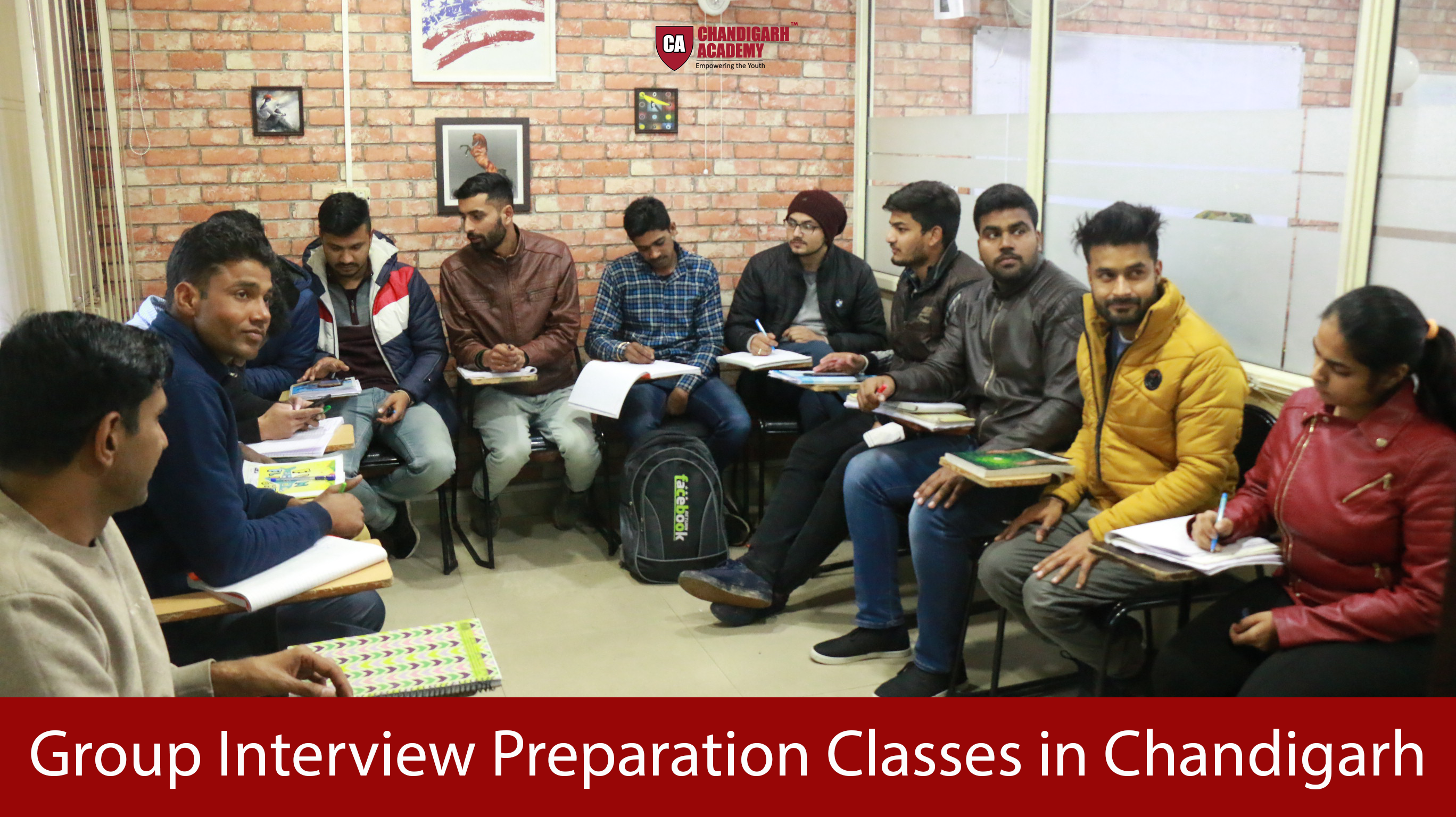 Group Interview Preparation Classes in Chandigarh
