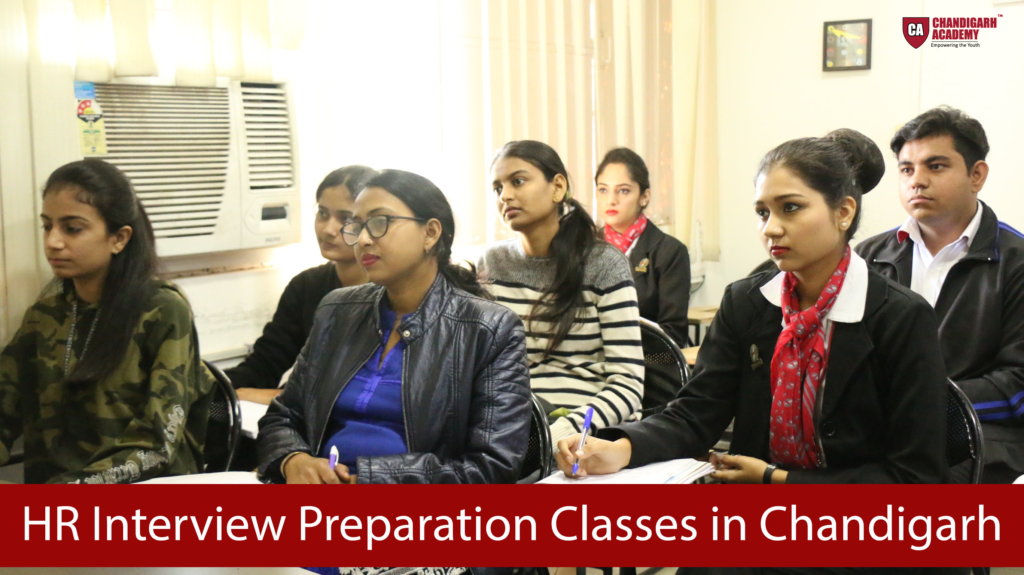 HR Interview Preparation Classes in Chandigarh