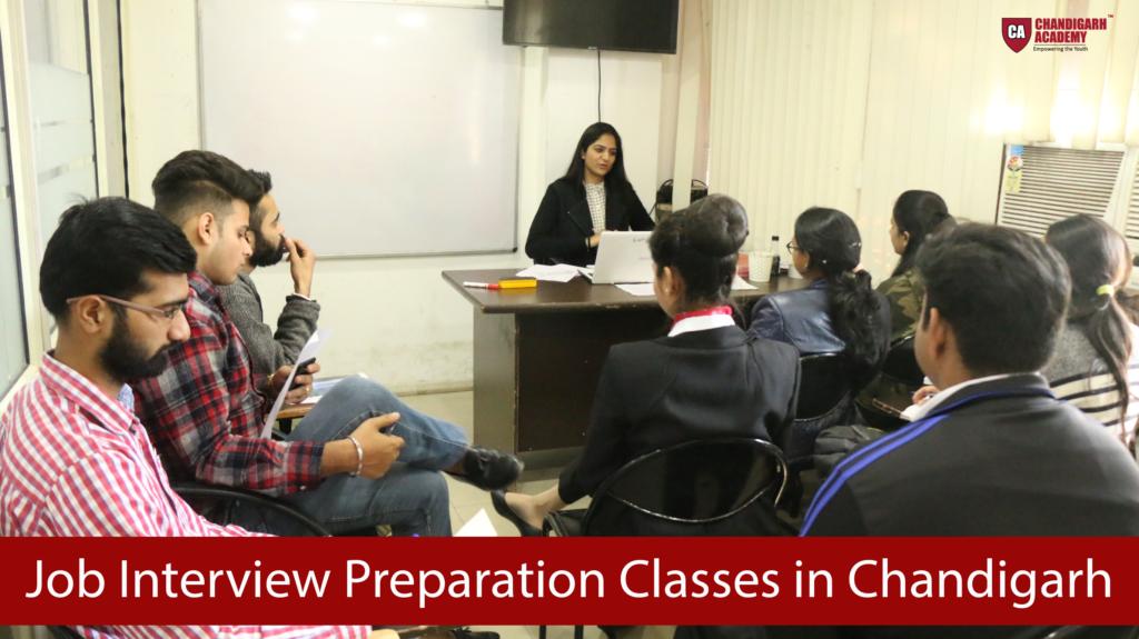 Job Interview Preparation Classes in Chandigarh