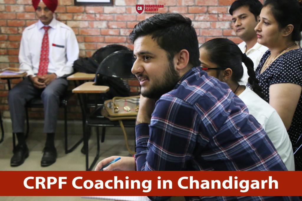 CRPF Coaching in Chandigarh