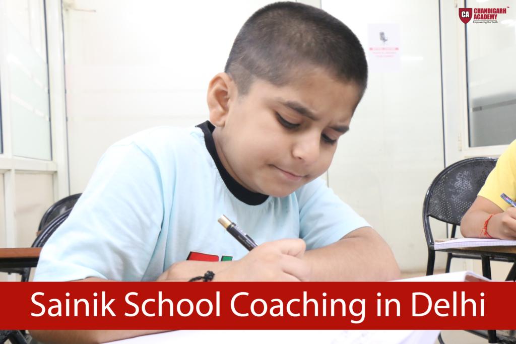 Sainik School Coaching in Delhi