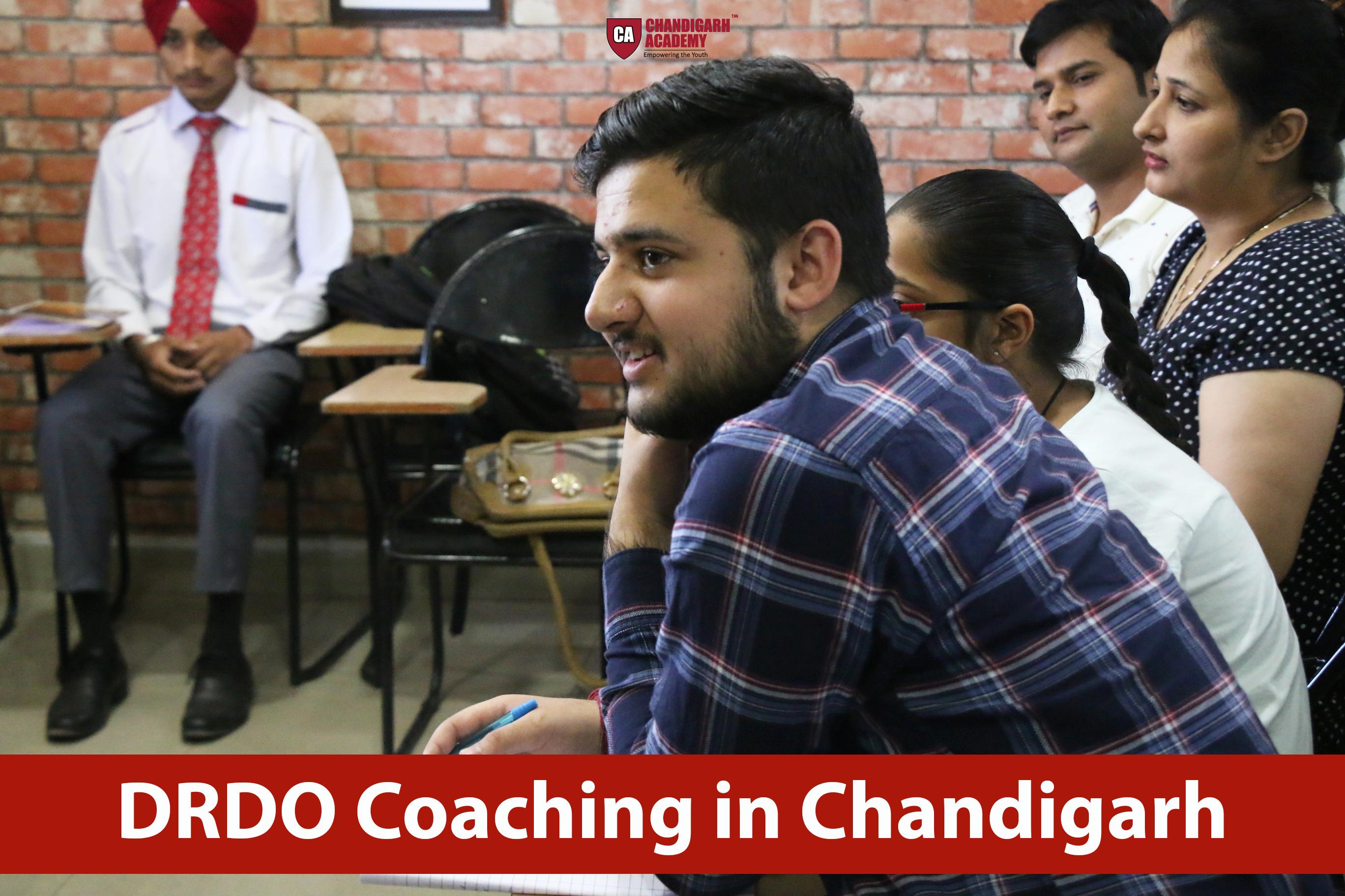 DRDO Coaching in Chandigarh