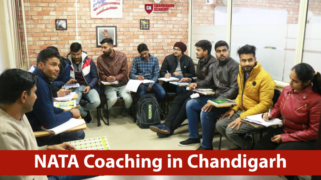NATA Coaching in Chandigarh