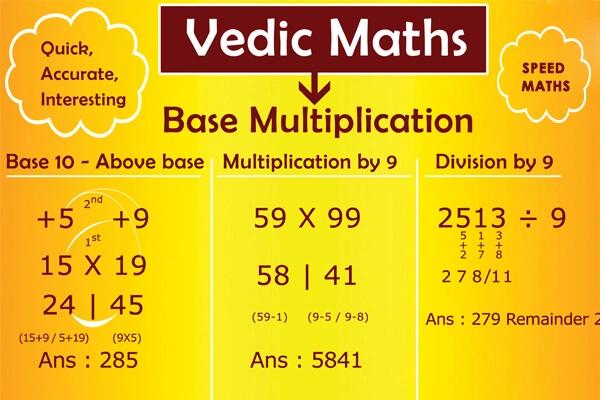 Vedic Maths Coaching in Chandigarh
