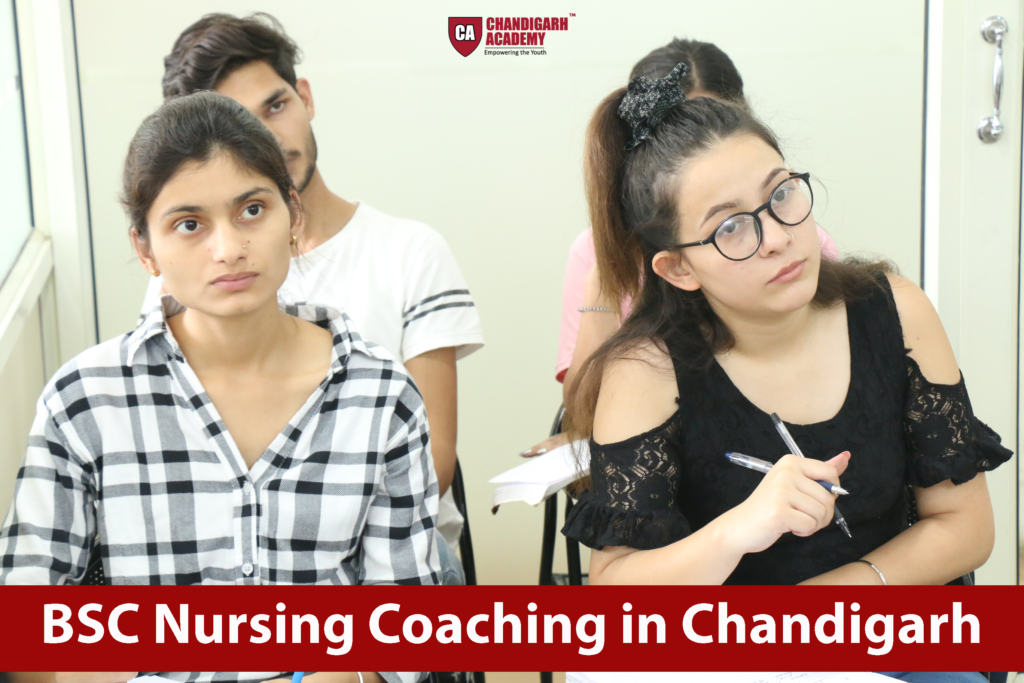 BSC Nursing Coaching in Chandigarh