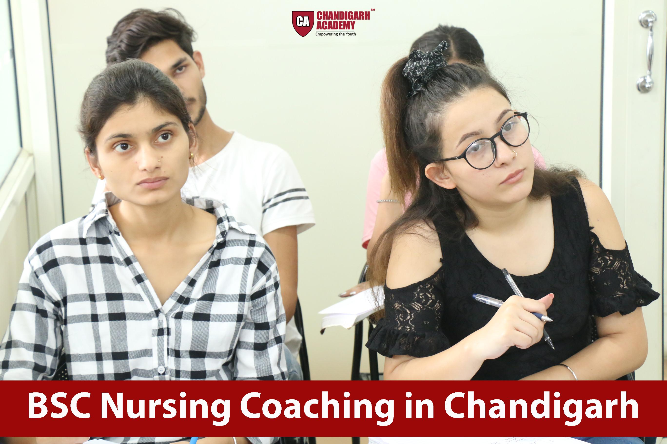 BSC Nursing Coaching in Chandigarh