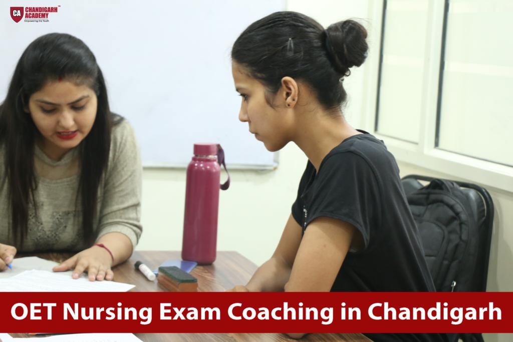 OET Nursing Exam Coaching in Chandigarh
