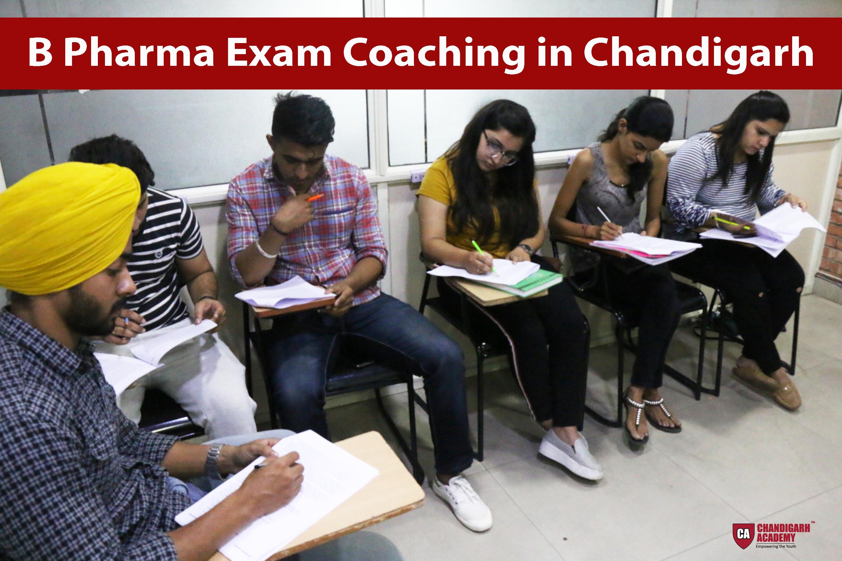 B Pharma Exam Coaching in Chandigarh