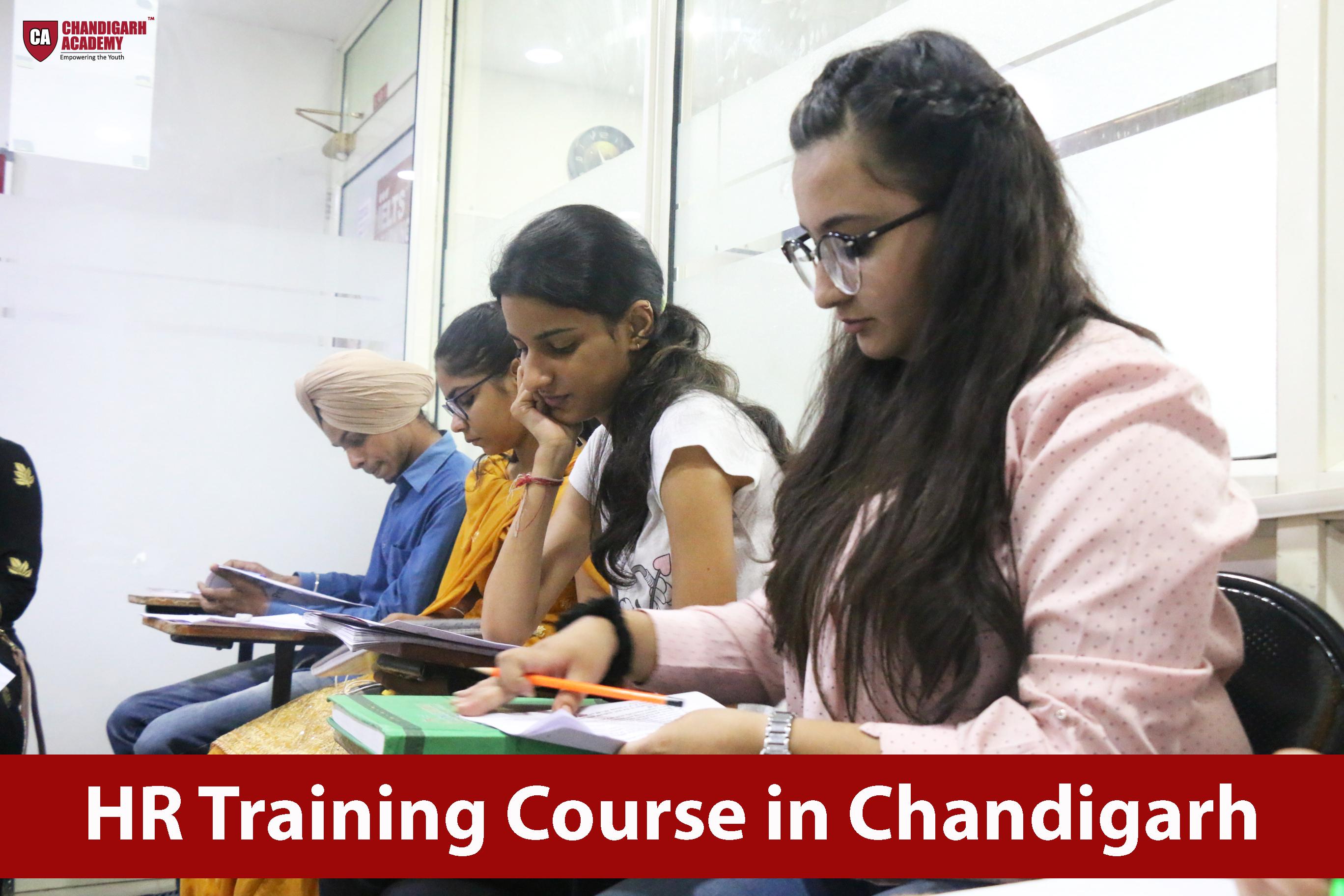 HR Training Course in Chandigarh