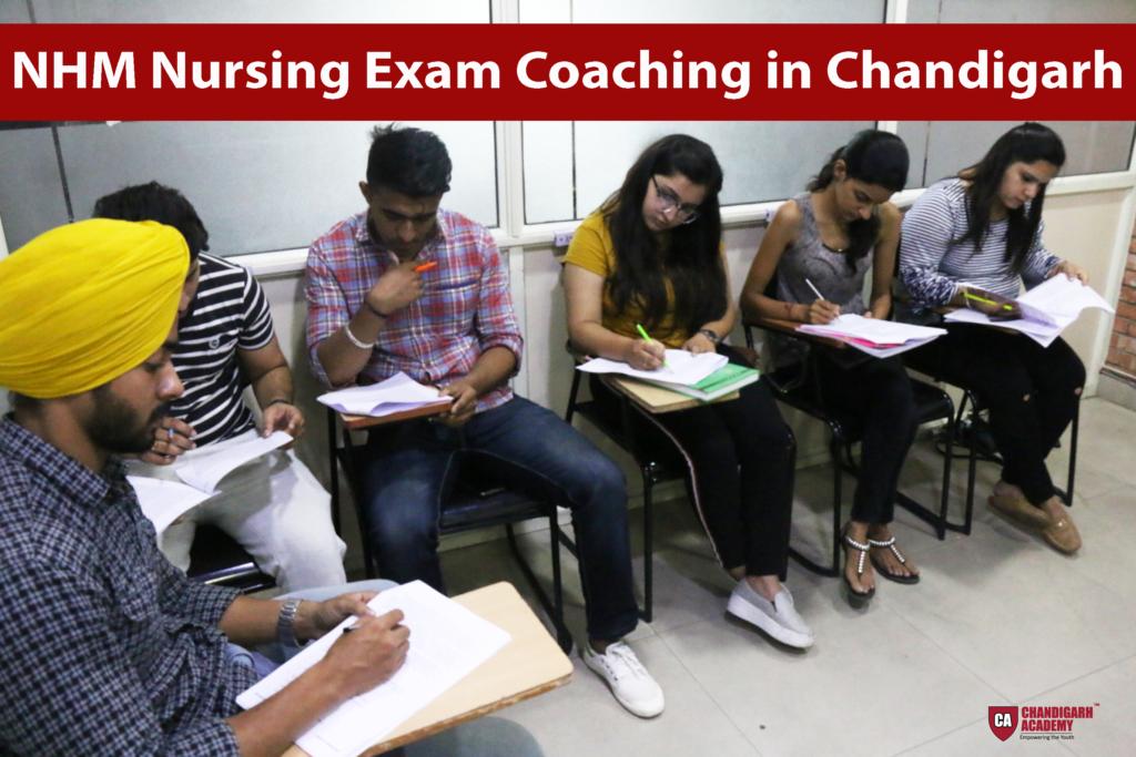 NHM Nursing Exam Coaching in Chandigarh
