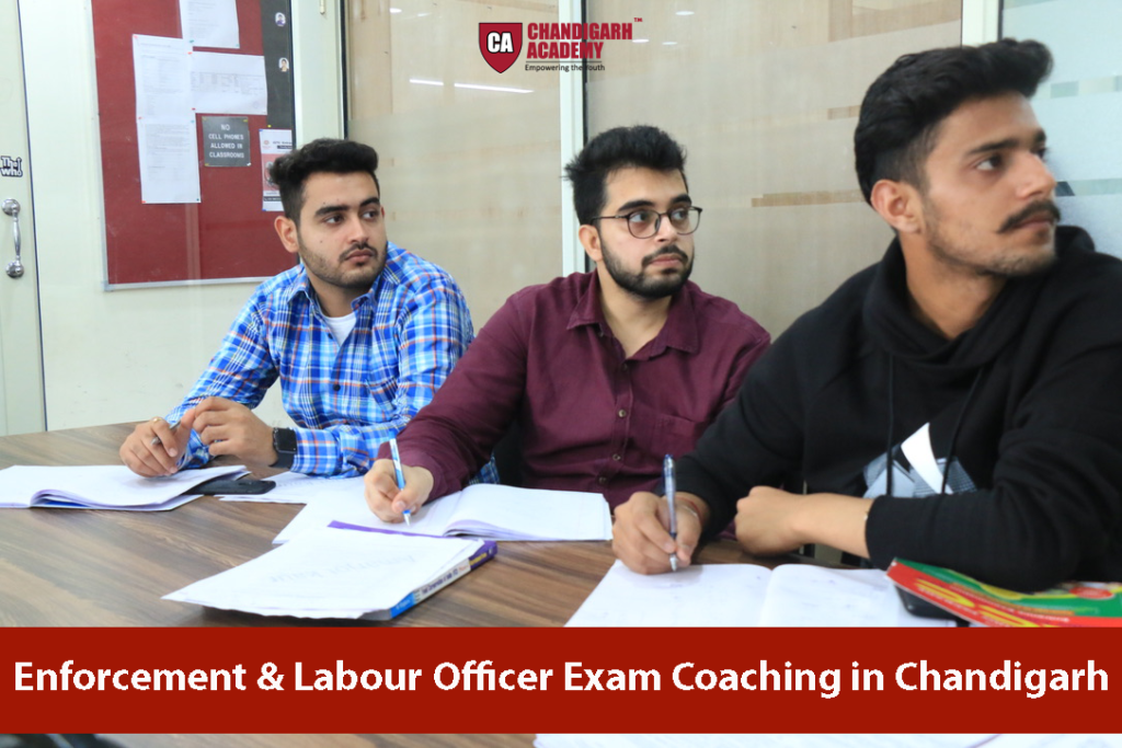 Enforcement & Labour officer Exam Coaching in Chandigarh
