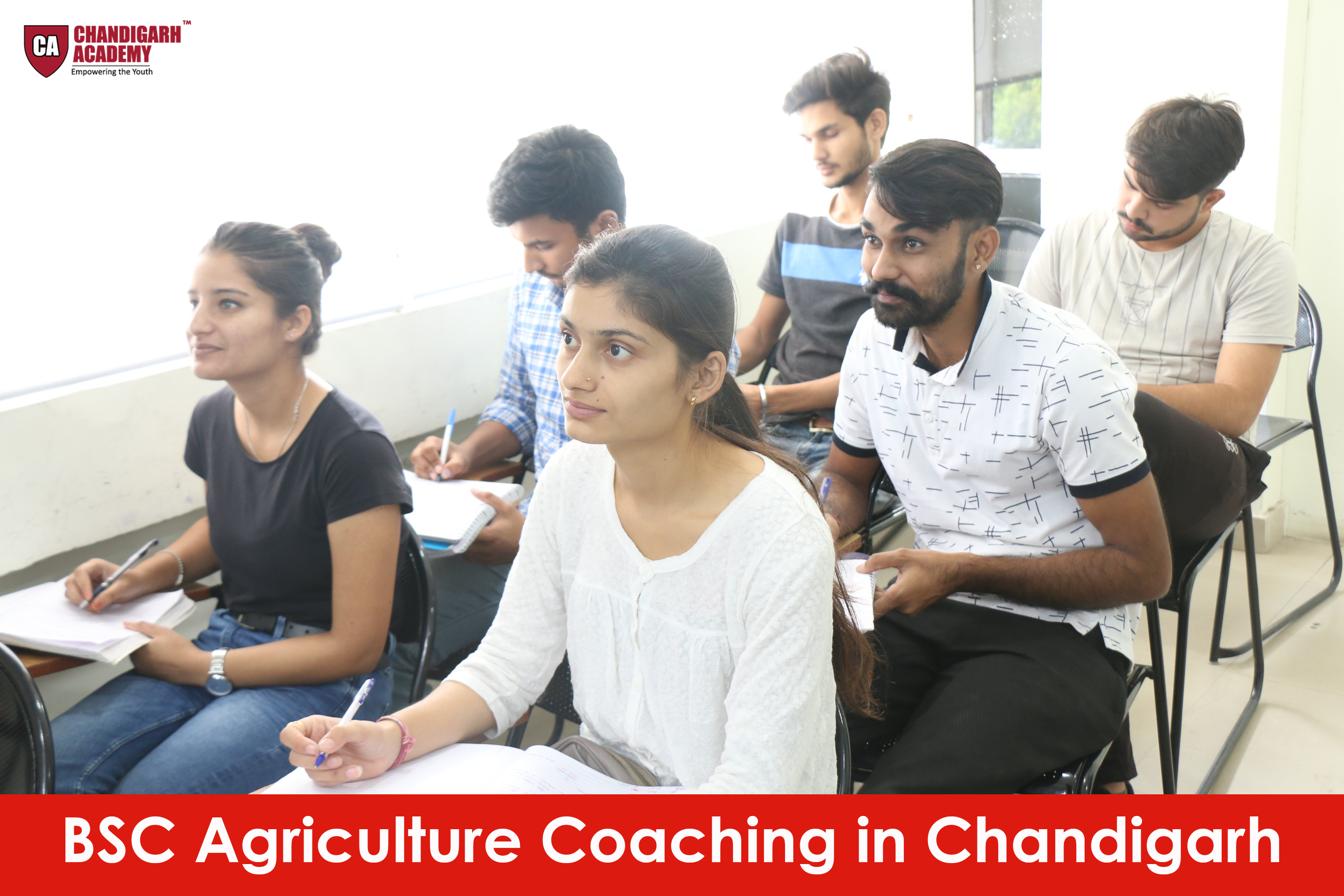 BSC Agriculture Coaching in Chandigarh