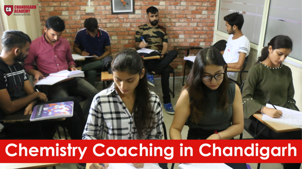 Chemistry Coaching in Chandigarh